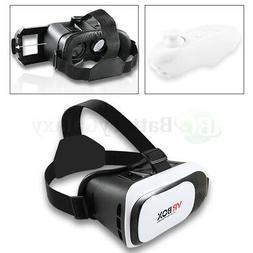 3D Virtual Reality VR Glasses Goggles for Samsung Galaxy J7/