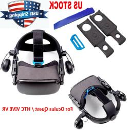 Adjustable VR Headband Connector Adapter for Oculus Quest &