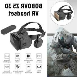 All In One 3D VR Virtual Reality Headset Glasses for Samsung