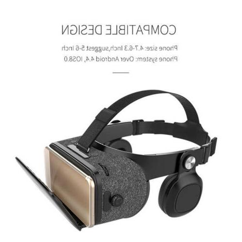 All In VR Reality Glasses for S9 View