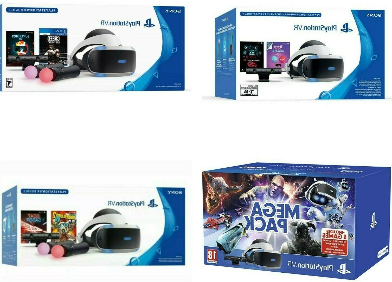 Playstation 4 Virtual Reality Bundle - The Best Way to Buy