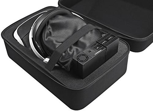 AmazonBasics Carrying Case PlayStation Accessories,