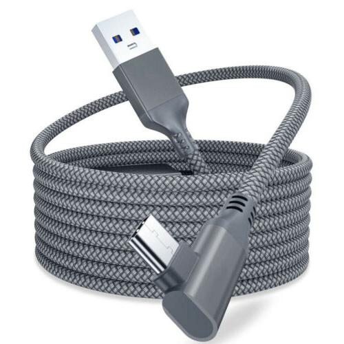 link virtual reality headset cable for oculus