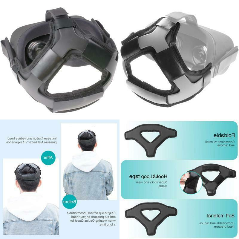 orzero head cushion compatible for oculus quest
