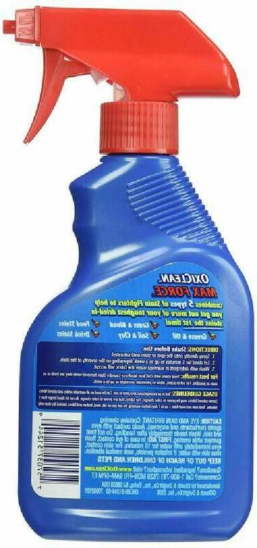 Oxiclean Remover 12