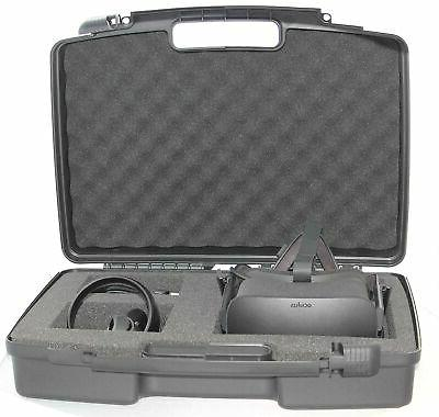 portable travel hard case for oculus quest