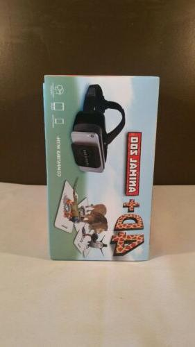 Utopia-360-11-Languages-4D-VR-Headset-Animal-Zoo-Augmented reality - flashcards