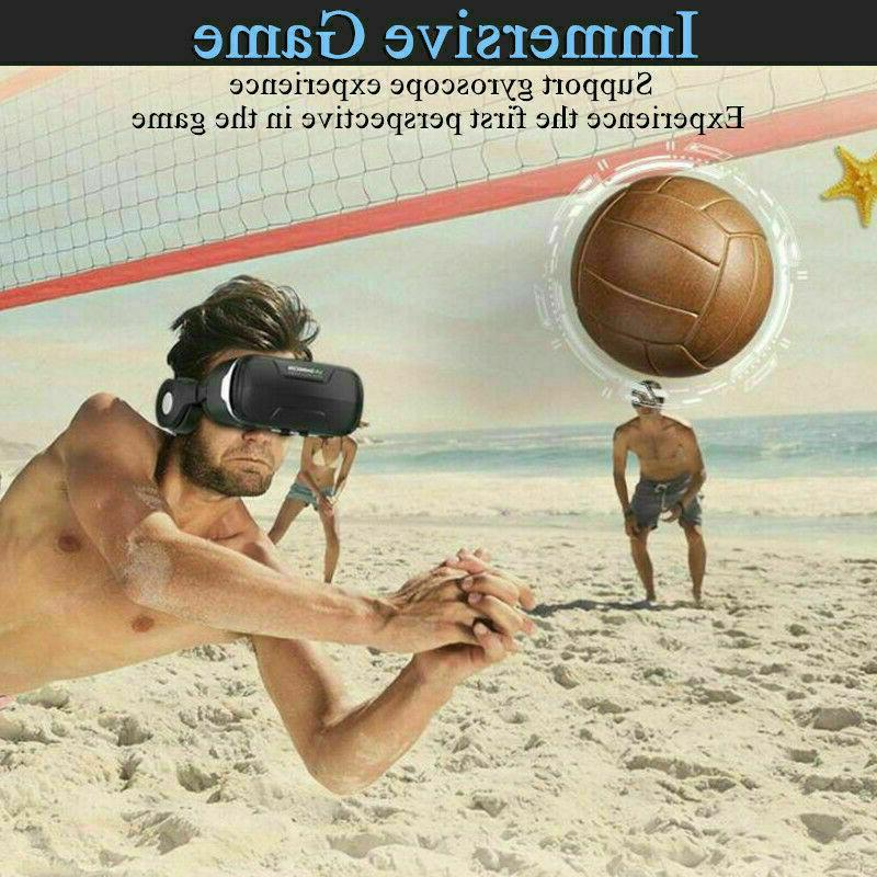Virtual Reality Box Glasses For Android iPhone Samsung S9