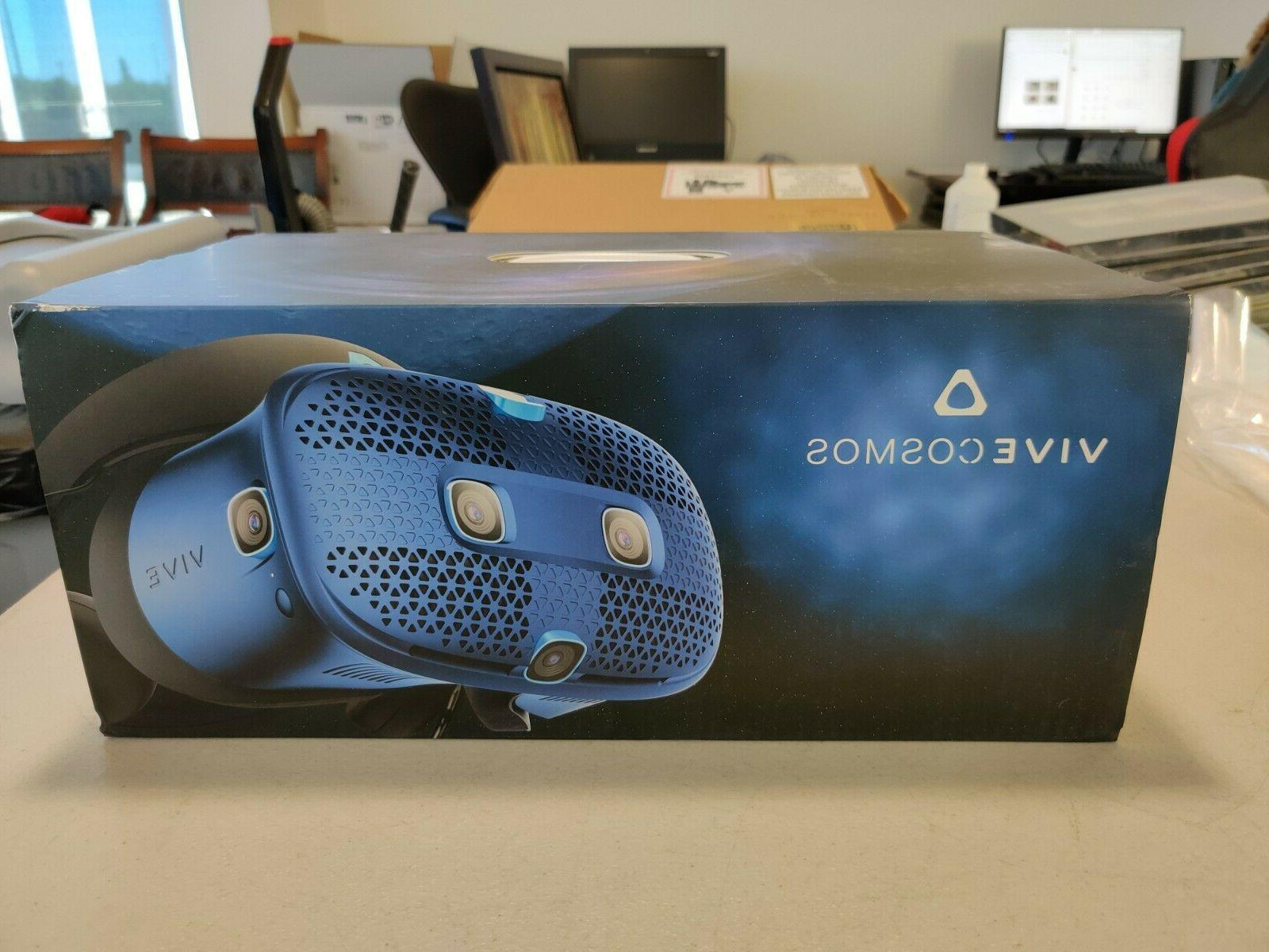vive cosmos vr headset virtual reality system