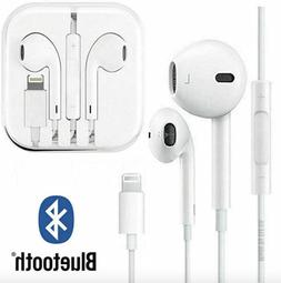 New For Apple iPhone 7 8P 11 X XS MAX XR Wired Headphones He