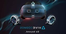 new vive cosmos vr headset virtual reality