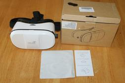 NIB NEW Telmu 3D VR Glasses Virtual Reality Headset Portable