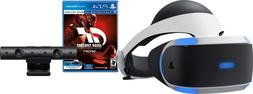 Sony PS4 VR Gran Turismo Sport The Real Diving Simulator Hea