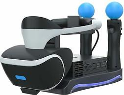 Skywin PSVR Stand - Charge, Showcase, and Display your PS4 V