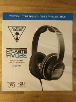 Turtle Beach Stealth 350VR Gaming Headset for PS4 and more.