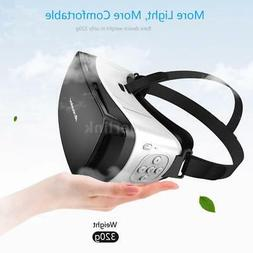 Arealer Virtual Reality 3D VR Glasses Headsets Head-mounted