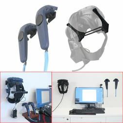 Virtual Reality PLA Wall Hook Stand for HTC Vive or Pro Head