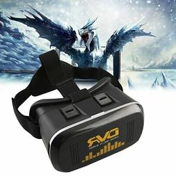 Virtual Reality VR Headset DVR 3D Cinema Glasses  Eyewear Re