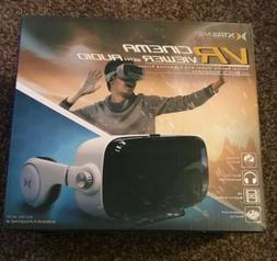 Extreme VR Cinema Viewer With Audio Virtual Reality Head Set