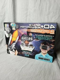 VR Headset 4D+ Space Exploration Utopia 360 Augmented Realit